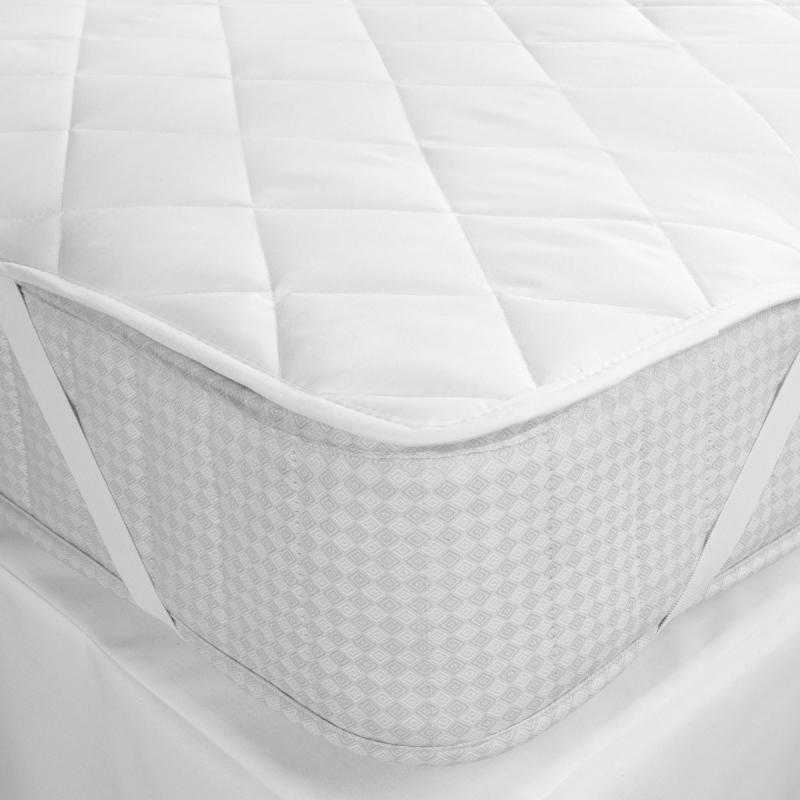 100 Cotton Waterproof Flat Mattress Protectors Qingdao